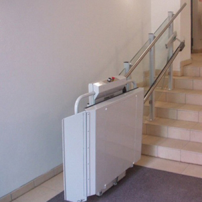 folding stair lift